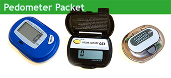 Pedometer Packet
